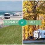 summer or fall RVing